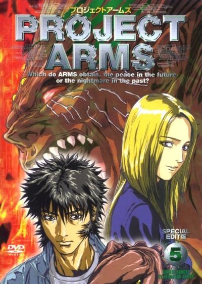 постер аниме Project Arms