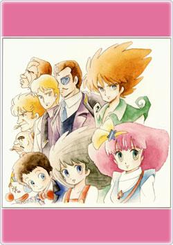 постер аниме Джи-джи и ее мечты
