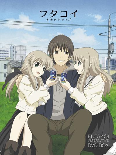 постер аниме Любовь близнецов: Альтернатива