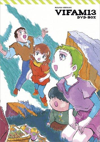 постер аниме Космический бродяга Вифам 13