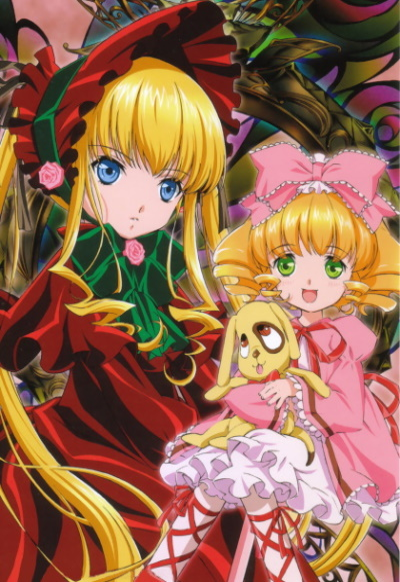 постер аниме Rozen Maiden: Traumend