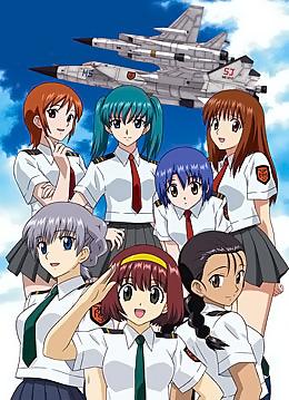 постер аниме Stratos 4 OVA 2
