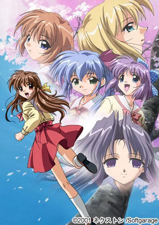 постер аниме One: Kagayaku Kisetsu e