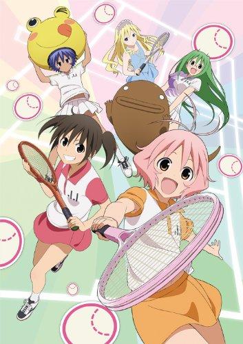 постер аниме Софт-теннис