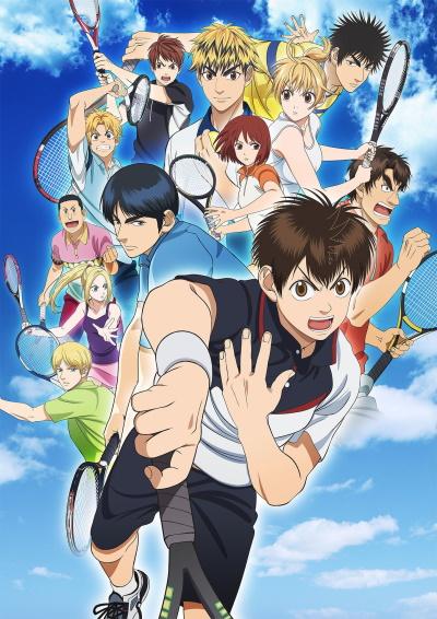 постер аниме Baby Steps (2015)