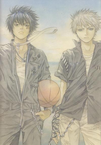 постер аниме I'll/CKBC
