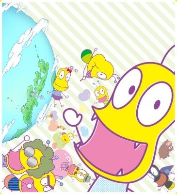 постер аниме Жук-жопокус [ТВ-3]