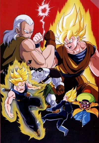 Драгонболл Зет: Фильм седьмой / Dragon Ball Z: Super Android 13