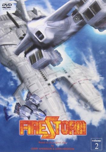 постер аниме Огненная буря