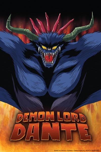 постер аниме Данте, властелин демонов