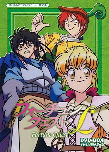 постер аниме Fortune Quest L