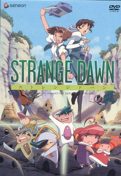 постер аниме Strange Dawn