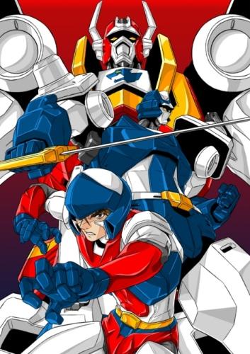 постер аниме Machine Robo: Chronos no Dai Gyakushuu