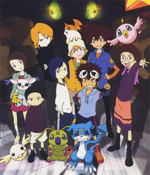 постер аниме Digimon Adventure 02: Diablomon no Gyakushuu