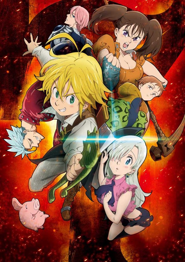 �������� ������ ���� �������� ������ / Nanatsu no Taizai: The Seven Deadly Sins