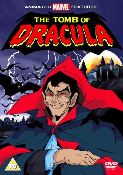 постер аниме Дракула