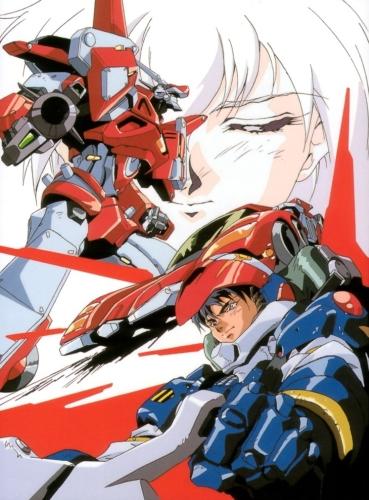 постер аниме D-1 Devastator