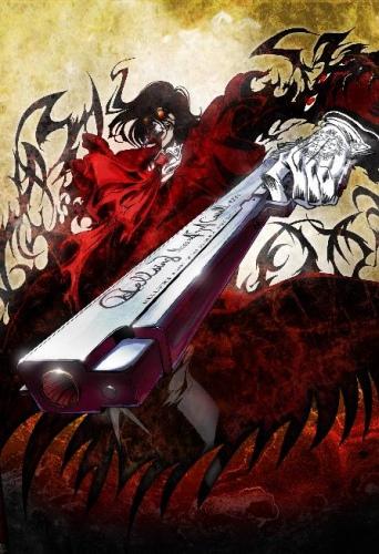 постер аниме Хеллсинг OVA