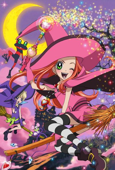 постер аниме Sugar Sugar Rune