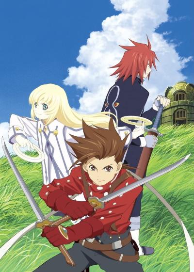 постер аниме Сказания Симфонии OVA-1