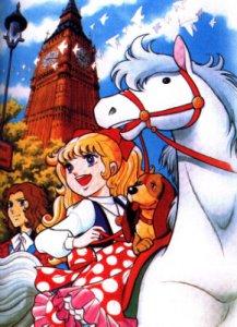 постер аниме Jouo Heika no Petite Ange
