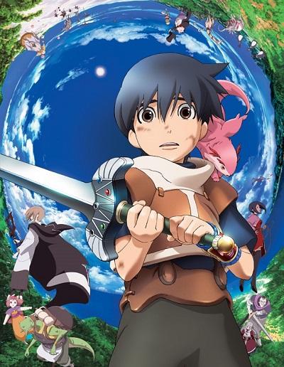 постер аниме Отважное сердце