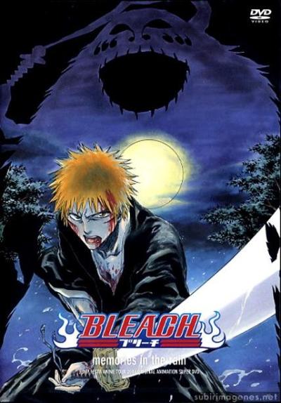 Блич: Воспоминания под Дождем / Bleach: Memories in the Rain (Абэ Нориюки) [OVA][1 из 1][RUS(int),JAP][2005, приключения, фэнтези, DVDRip][Любительская]