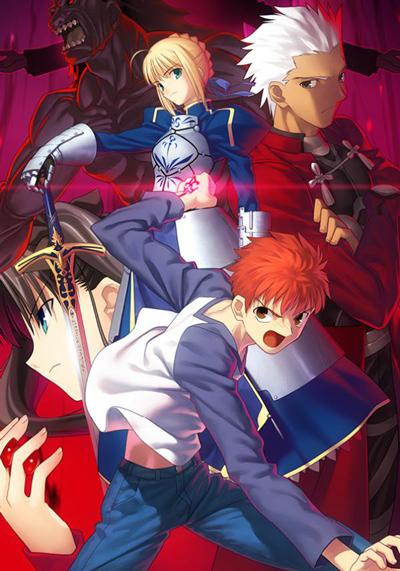 Fate - stay night/Судьба: Ночь Схватки [ТВ] [2006]