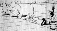 постер аниме Doubutsu Olympic Taikai