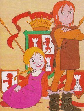постер аниме Руи, маленький Сид