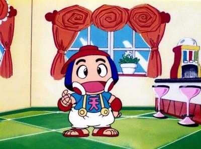 постер аниме Dokkan! Robotendon