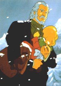 постер аниме Jean Valjean Monogatari