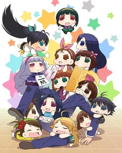 постер аниме Puchimas!! Petit Petit Idolmaster
