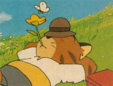 постер аниме Fuusen no Doratarou