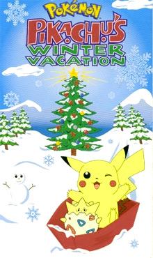постер аниме Pikachu no Fuyuyasumi (1999)