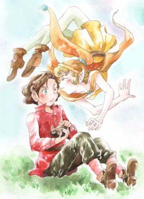 постер аниме Shounen Santa no Daibouken