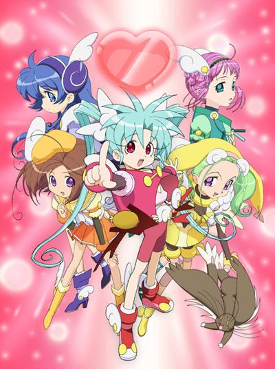 постер аниме Сасами: Клуб девочек-волшебниц