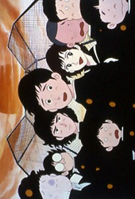 постер аниме Ganbare! Bokura no Hit and Run