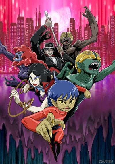 постер аниме Youkai Ningen Bem (2006)