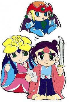 постер аниме Wrestler Gundan Seisenshi Robin Jr.