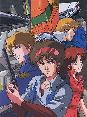 постер аниме Tokusou Kihei Dorvack