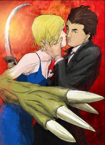 постер аниме Когти зверя