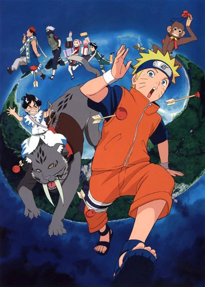 Скачать субтитры для Naruto Movie 3