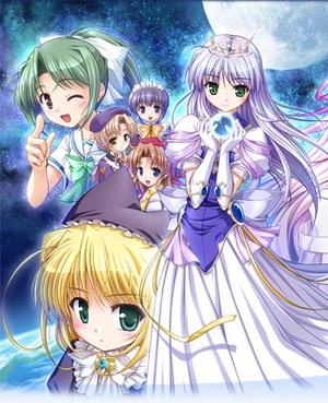 постер аниме Ярче предрассветной лазури