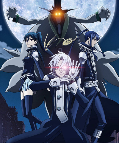 Грэй-мен / D.Gray-man, TV, [1-103 из 103 эп.]