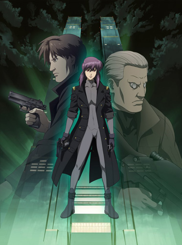 Ghost in the Shell. Solid State Society