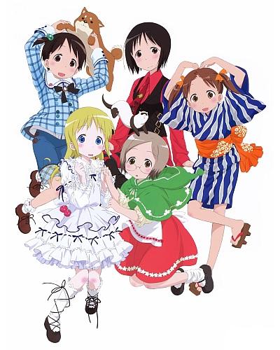 постер аниме Клубничный зефир OVA-1