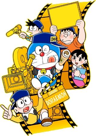 постер аниме Дораэмон-2005