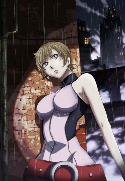 постер аниме 009-1