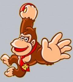 постер аниме Donkey Kong